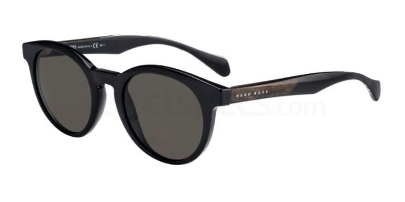 1YS (NR) BOSS 0912/S Sunglasses, BOSS Hugo Boss