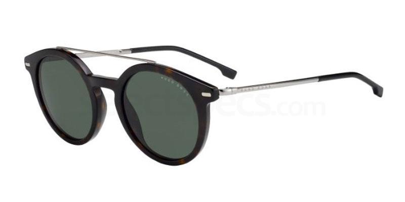 086 (QT) BOSS 0929/S Sunglasses, BOSS Hugo Boss