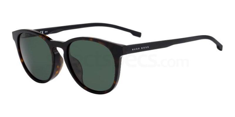 086 (QT) BOSS 0955/F/S Sunglasses, BOSS Hugo Boss