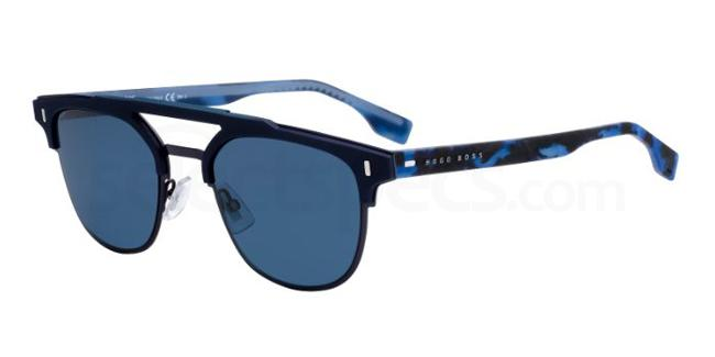 FLL  (A9) BOSS 0968/S Sunglasses, BOSS Hugo Boss