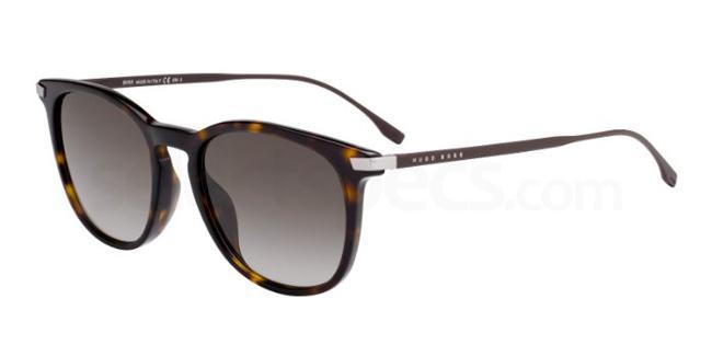 086 (HA) BOSS 0987/S Sunglasses, BOSS Hugo Boss