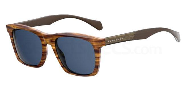 KVI (KU) BOSS 0911/N/S Sunglasses, BOSS Hugo Boss