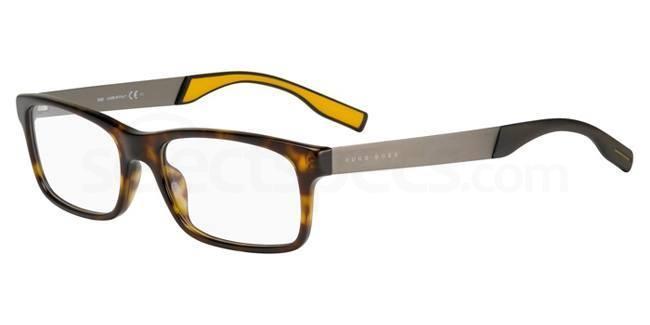 0EX BOSS 0550 Glasses, BOSS Hugo Boss