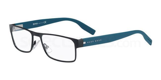 5UT BOSS 0601 Glasses, BOSS Hugo Boss