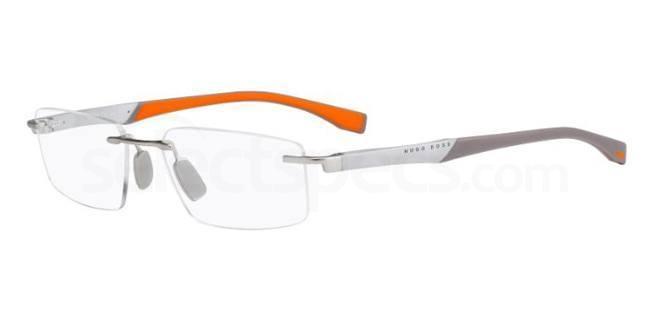 011 BOSS 0710 Glasses, BOSS Hugo Boss
