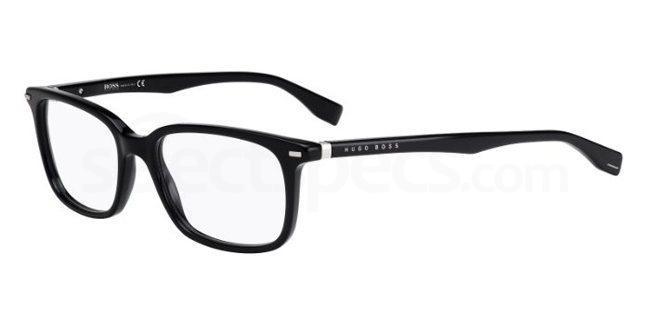 807 BOSS 0712 Glasses, BOSS Hugo Boss