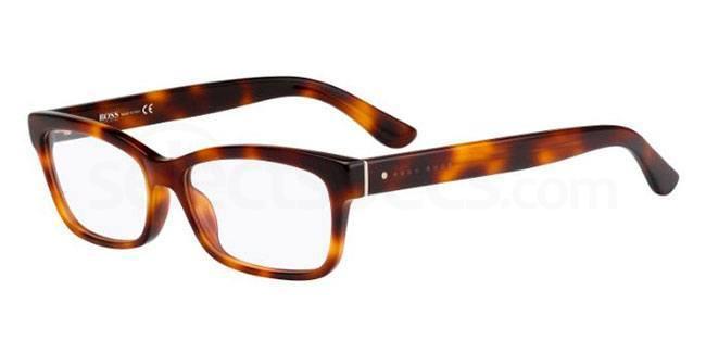05L BOSS 0745 Glasses, BOSS Hugo Boss