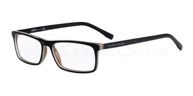 QHI BOSS 0765 Glasses, BOSS Hugo Boss
