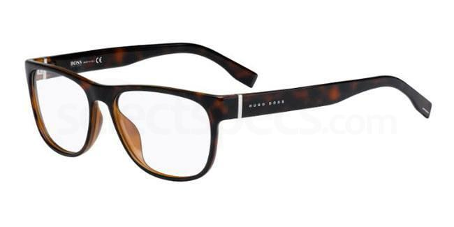 QNY BOSS 0771 Glasses, BOSS Hugo Boss
