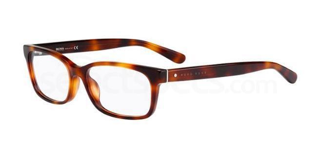05L BOSS 0790 Glasses, BOSS Hugo Boss