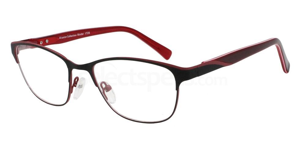 01 1729 Glasses, Mission
