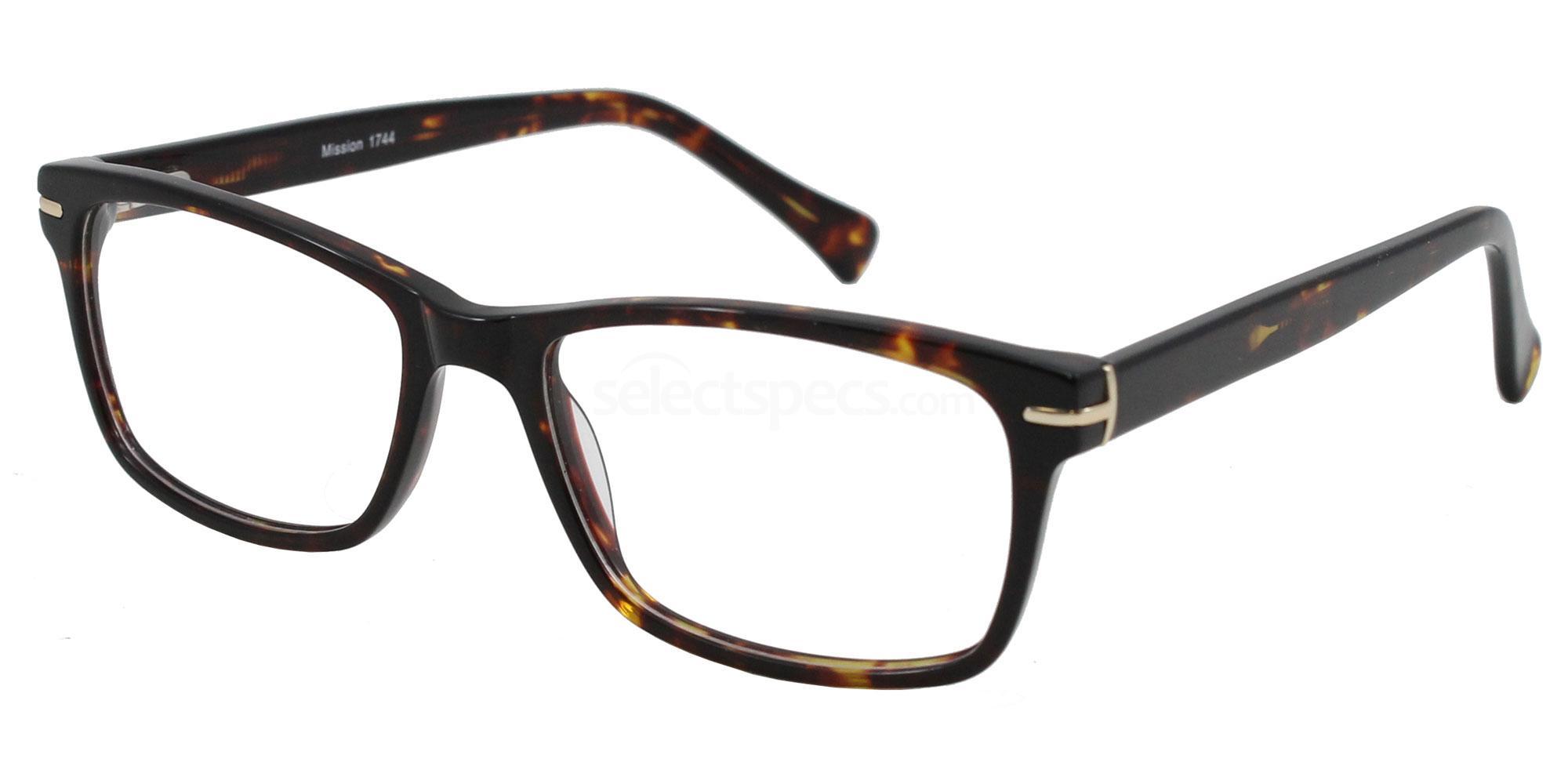 02 1744 Glasses, Mission