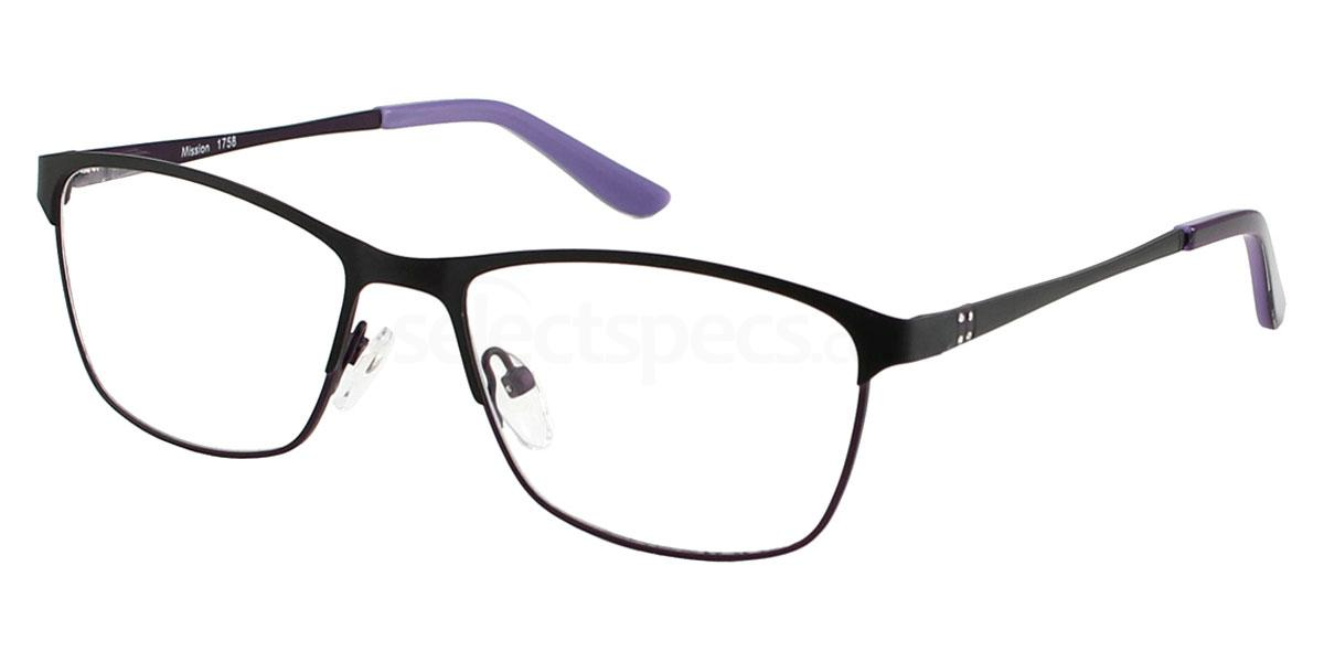 01 1758 Glasses, Mission