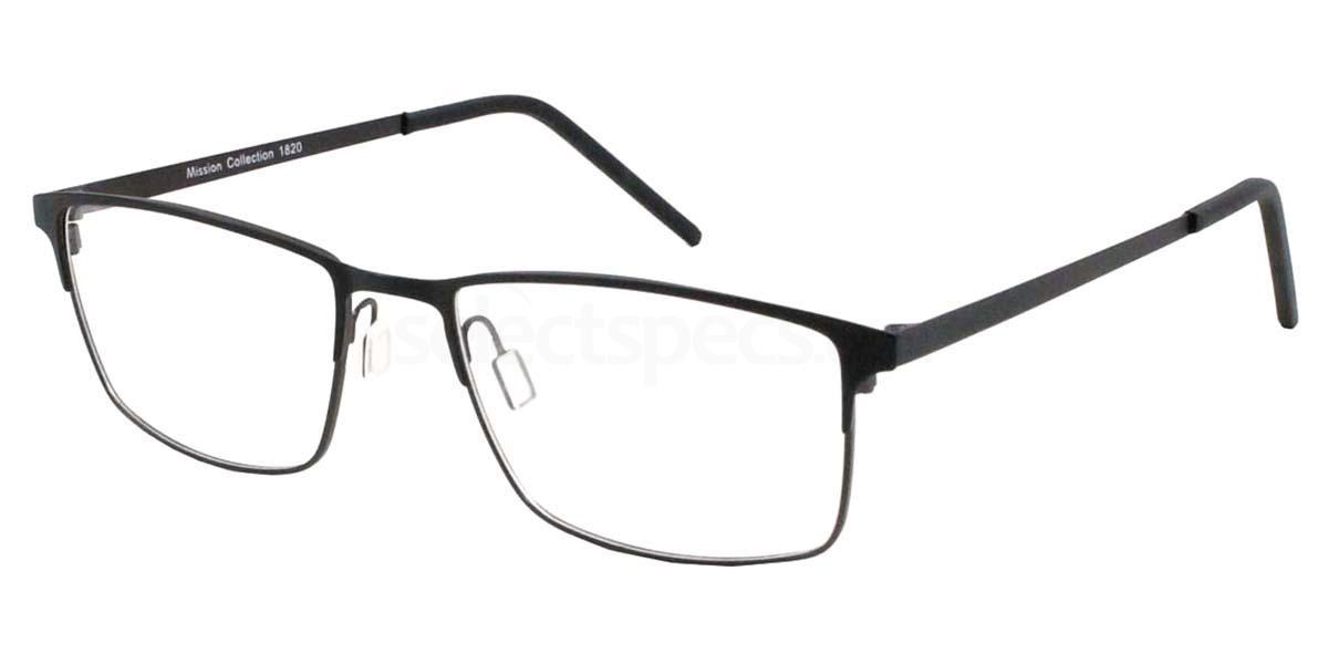 01 1820 Glasses, Mission