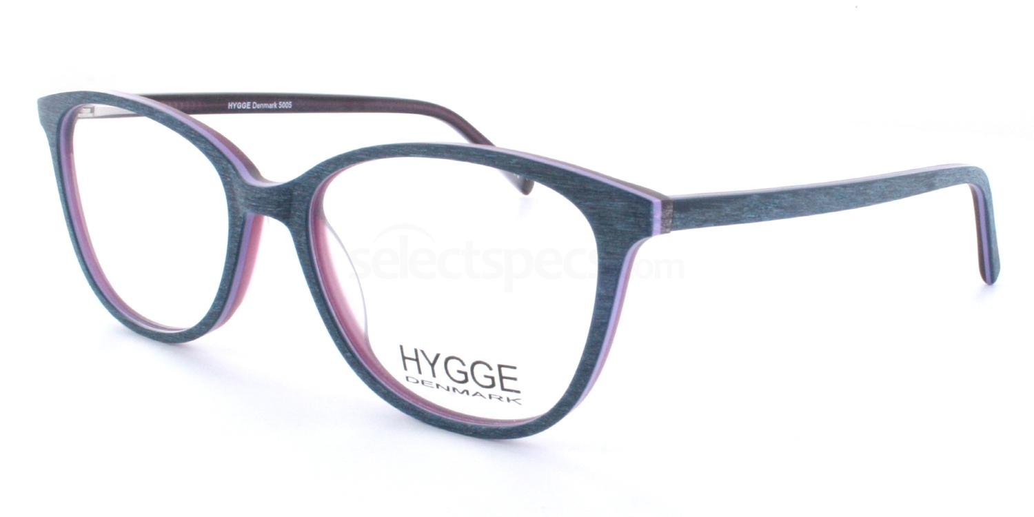 Hygge glasses hipster Danish style