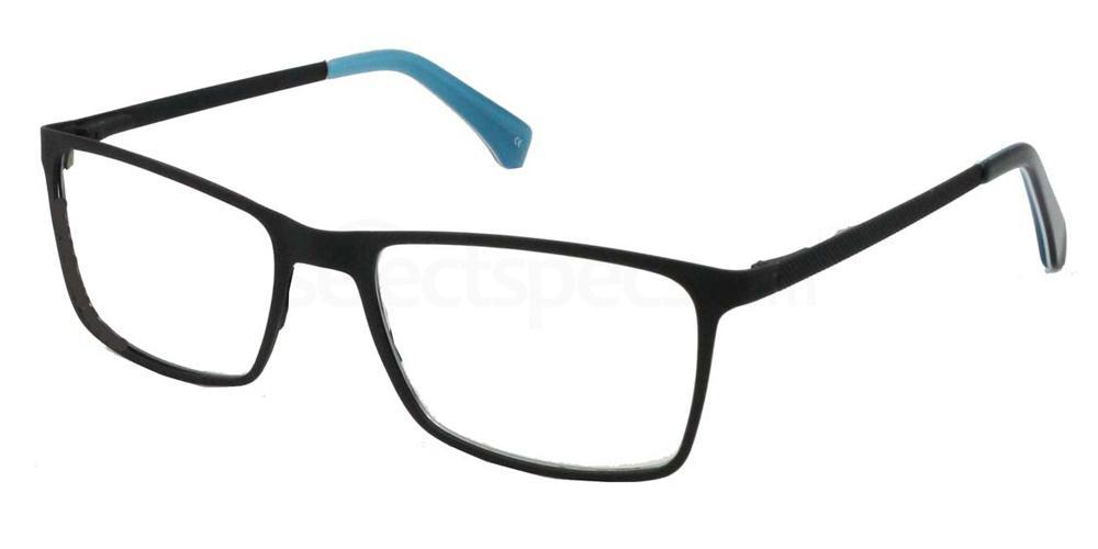 02 491 Glasses, Rage