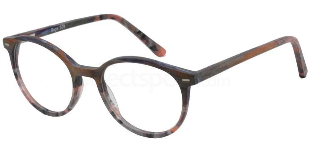 01 509 Glasses, Rage