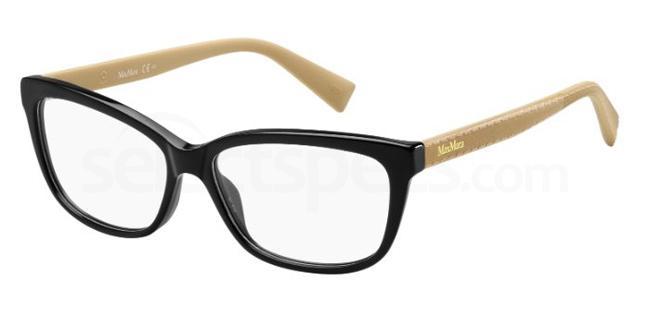 LTR MM 1198 Glasses, MaxMara Occhiali