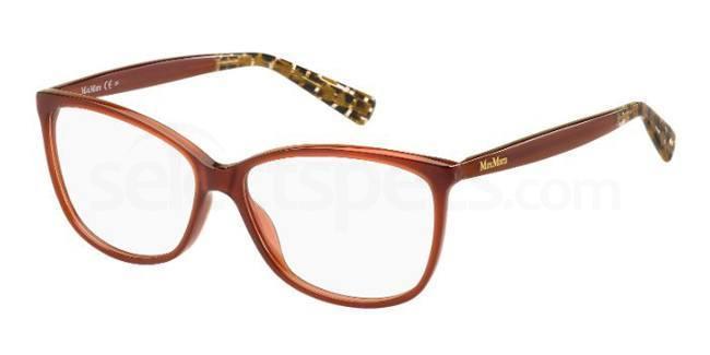BVE MM 1229 Glasses, MaxMara Occhiali