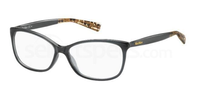 BV0 MM 1230 Glasses, MaxMara Occhiali