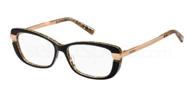 CJ6 MM 1233 Glasses, MaxMara Occhiali
