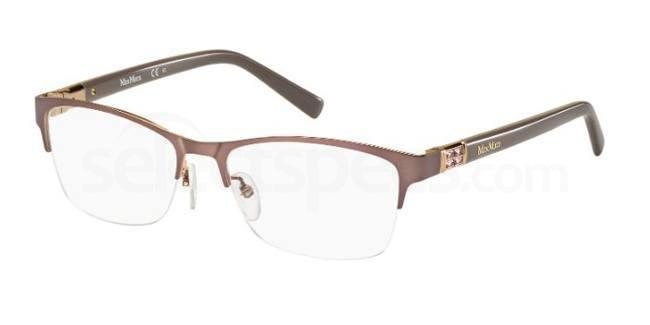 D2E MM 1236 Glasses, MaxMara Occhiali