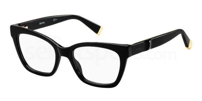 807 MM 1247 Glasses, MaxMara Occhiali