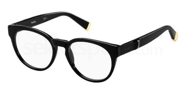 807 MM 1248 Glasses, MaxMara Occhiali