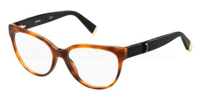 5FC MM 1249 Glasses, MaxMara Occhiali