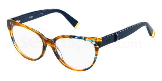 MCI MM 1249 Glasses, MaxMara Occhiali