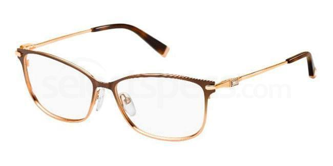 MGK MM 1251 Glasses, MaxMara Occhiali