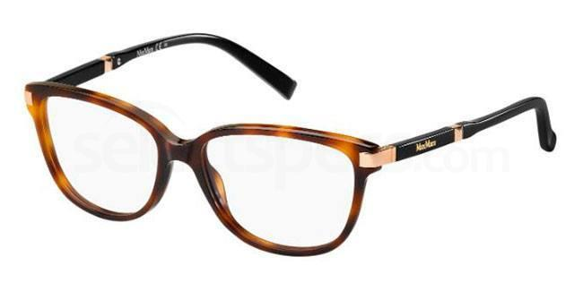 BHZ MM 1253 Glasses, MaxMara Occhiali