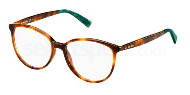 05L MM 1256 Glasses, MaxMara Occhiali