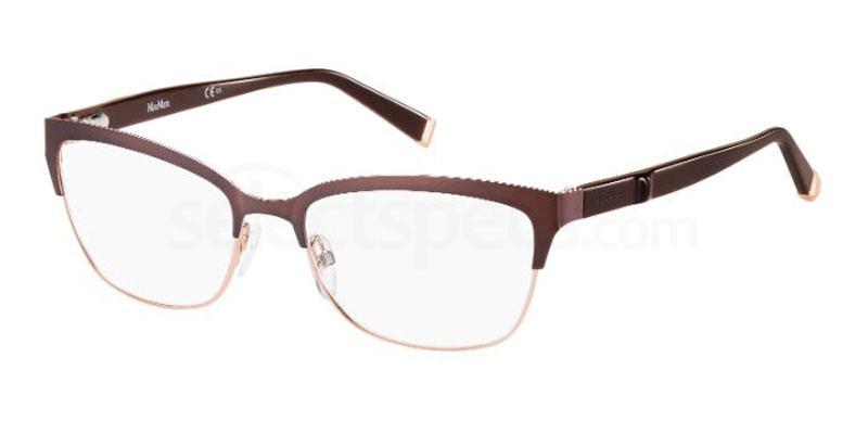 UBJ MM 1264 Glasses, MaxMara Occhiali