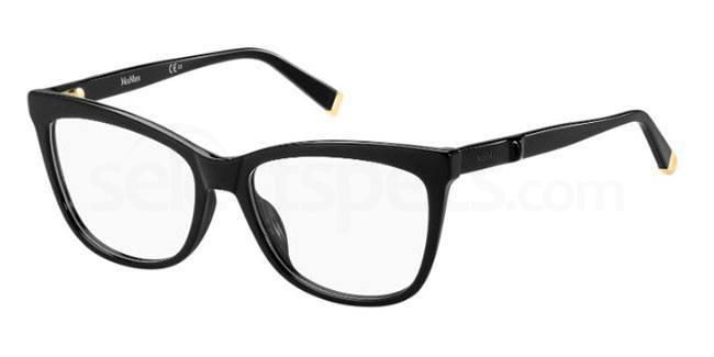 807 MM 1263 Glasses, MaxMara Occhiali