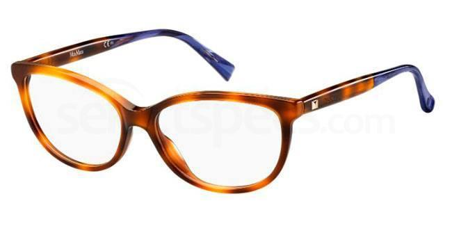 05L MM 1266 Glasses, MaxMara Occhiali