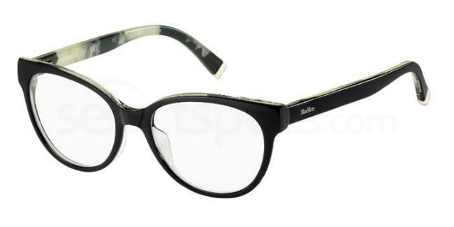 UXK MM 1267 Glasses, MaxMara Occhiali