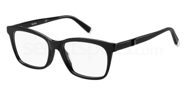 807 MM 1274 Glasses, MaxMara Occhiali