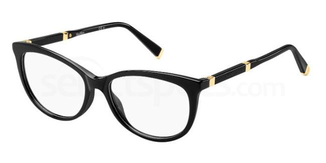 QFE MM 1275 Glasses, MaxMara Occhiali