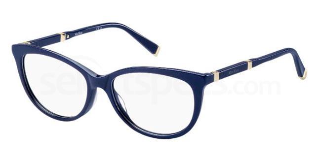 UUS MM 1275 Glasses, MaxMara Occhiali