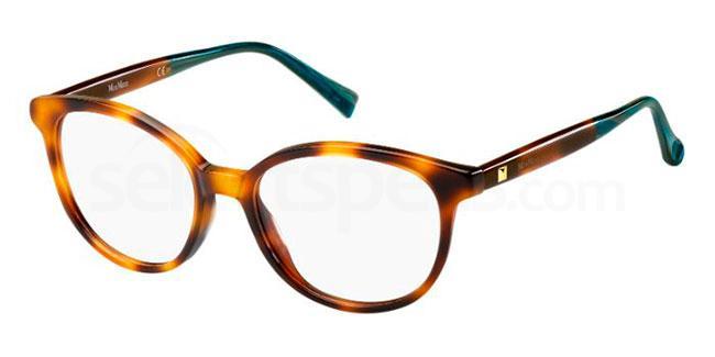 05L MM 1276 Glasses, MaxMara Occhiali