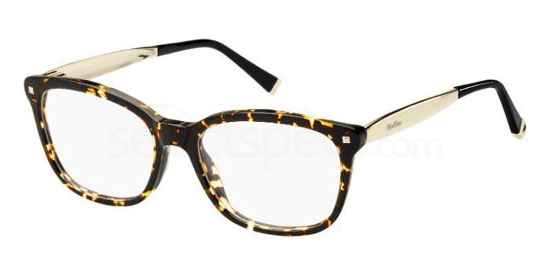 0F5 MM 1278 Glasses, MaxMara Occhiali