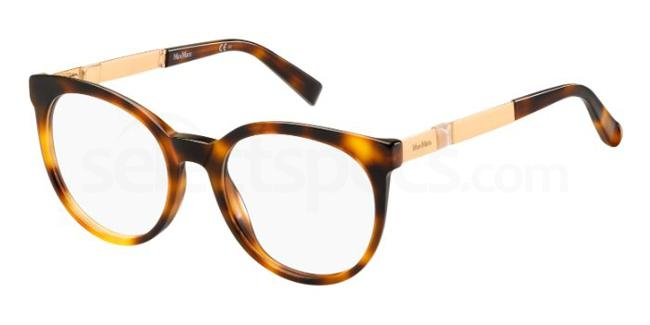 0CW MM 1286 Glasses, MaxMara Occhiali
