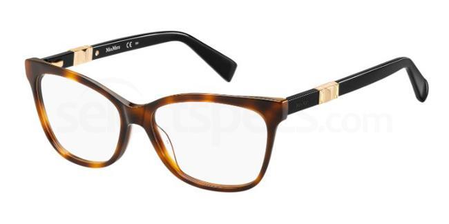 BHZ MM 1290 Glasses, MaxMara Occhiali