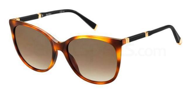 BHZ  (J6) MM DESIGN II Sunglasses, MaxMara Occhiali