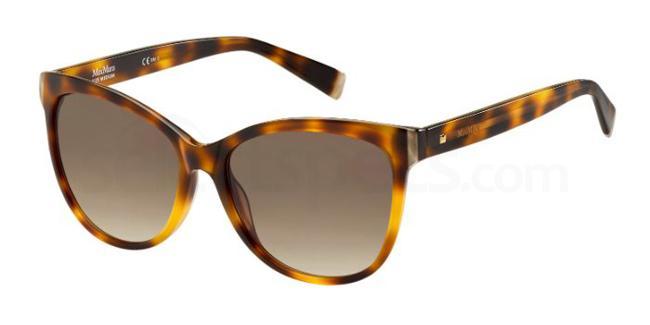 05L  (JD) MM THIN Sunglasses, MaxMara Occhiali