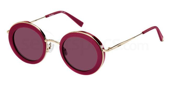 0T7  (UR) MM EILEEN Sunglasses, MaxMara Occhiali