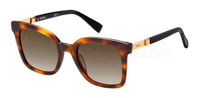 581  (HA) MM GEMINI I Sunglasses, MaxMara Occhiali