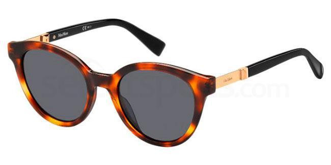 581  (IR) MM GEMINI II Sunglasses, MaxMara Occhiali