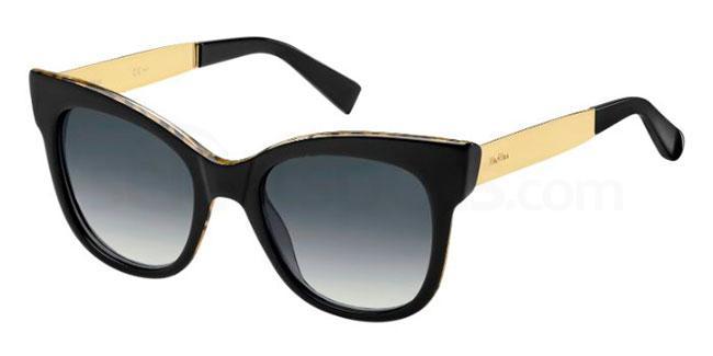 7T3  (9O) MM TEXTILE Sunglasses, MaxMara Occhiali